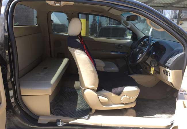 Toyota hilux vigo 2013 image7