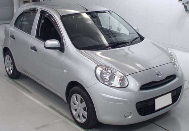 Nissan march 2010 image1