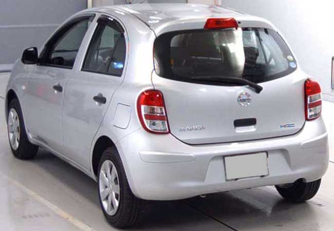 Nissan march 2010 image2