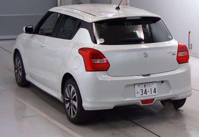 Suzuki swift 2017 image2