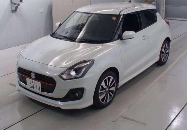 Suzuki swift 2017 image3