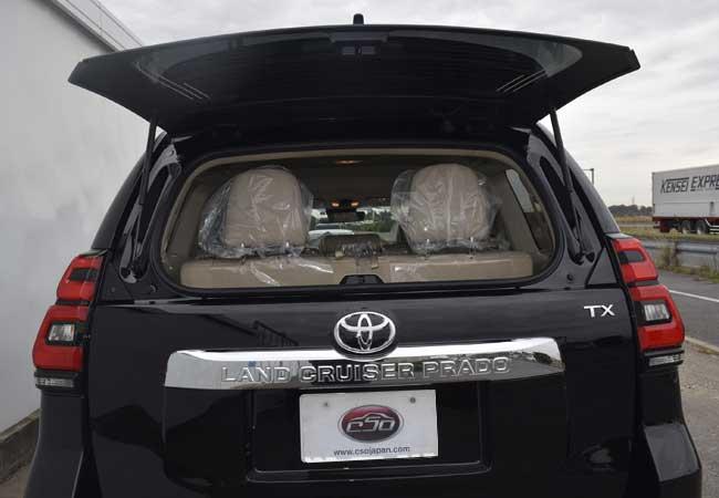 Toyota land cruiser prado 2018 image8