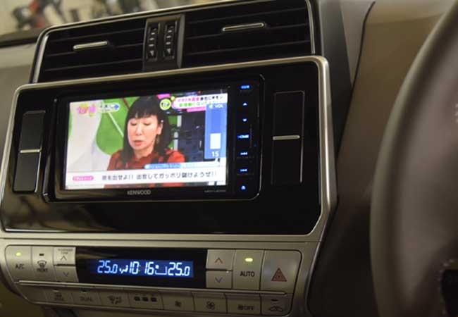 Toyota land cruiser prado 2018 image16