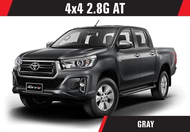 Toyota hilux revo 2018 image3