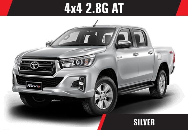 Toyota hilux revo 2018 image4