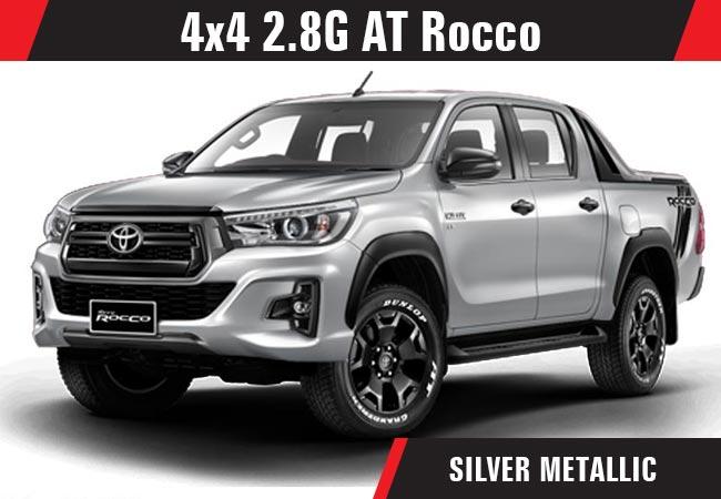 Used Toyota Hilux Revo Rocco Pickup Trucks 2019 model in ...