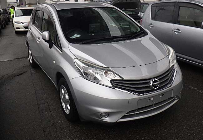 Nissan note 2012 image1