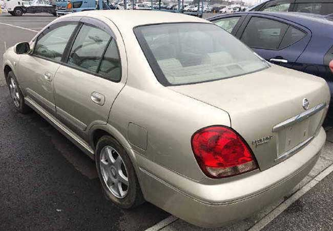 Nissan bluebird sylphy 2004 image2