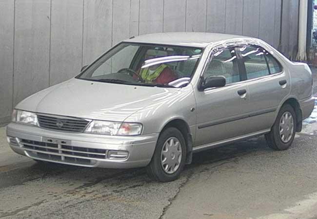 Nissan sunny 1997 image1
