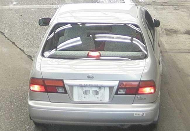 Nissan sunny 1997 image3