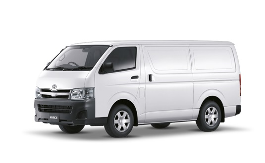 Toyota hiace 2019 image1