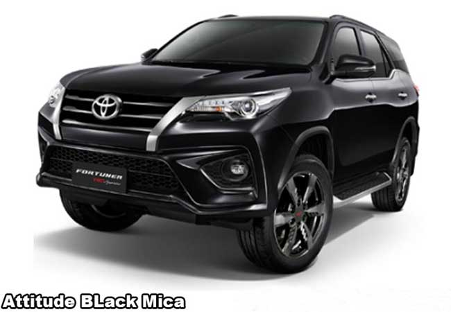 Toyota fortuner SUV/ 4WD 2018 model in White Pearl | Stock 60549 | CSO Japan