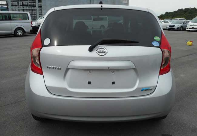 Nissan note 2013 image6
