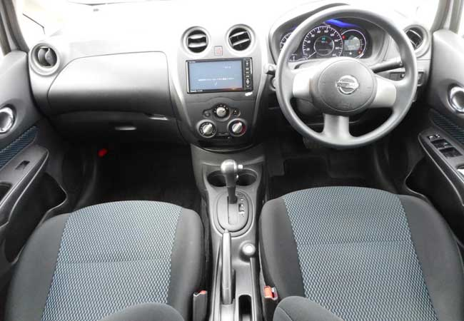 Nissan note 2013 image12
