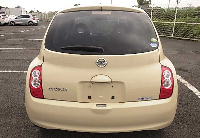Nissan march 2009 image6