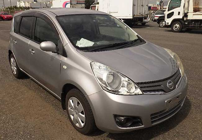 Nissan note 2009 image1