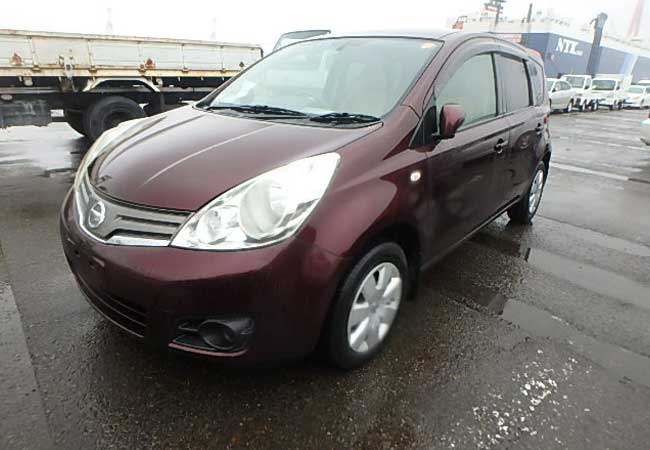 Nissan note 2009 image2