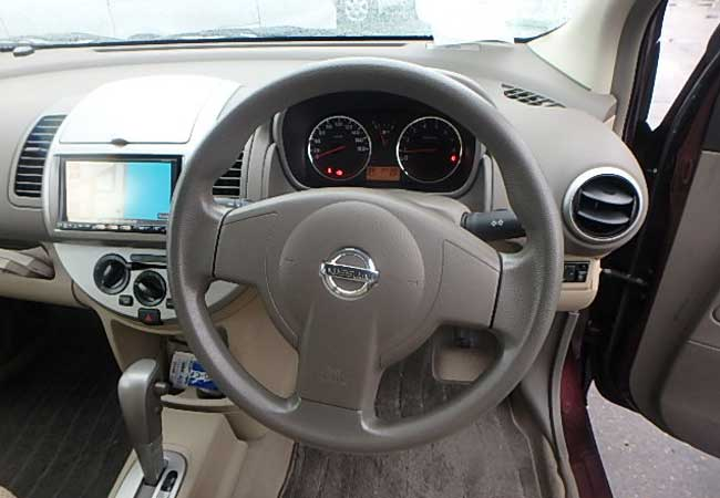 Nissan note 2009 image15
