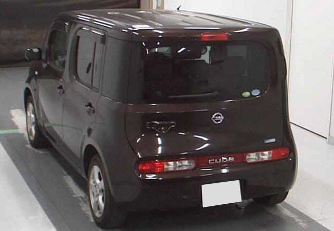 Nissan cube 2008 image2