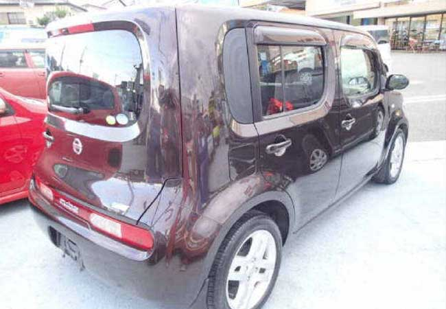 Nissan cube 2009 image2