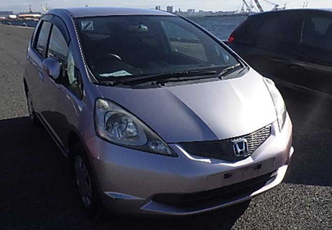 Honda Fit-Jazz