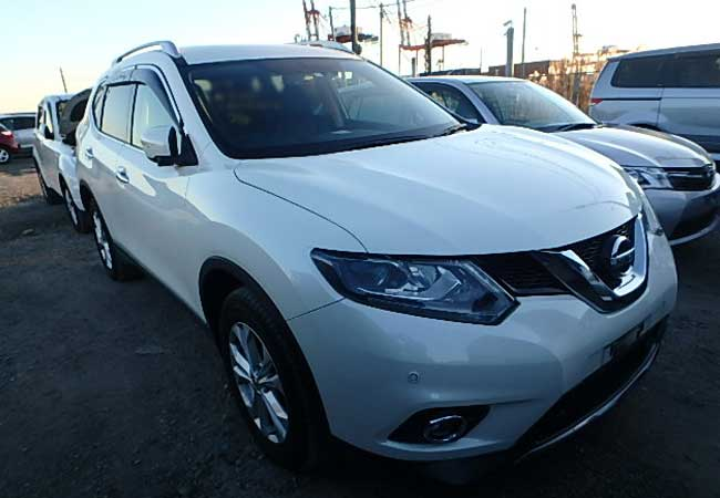 Nissan x-trail 2014 image1
