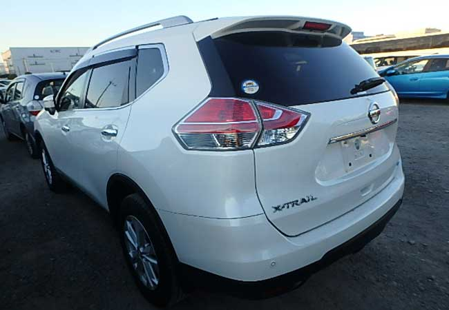 Nissan x-trail 2014 image2