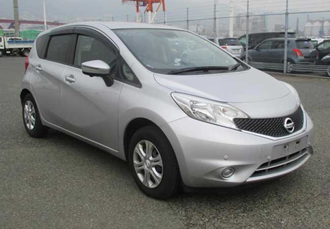 Nissan note 2015 image1