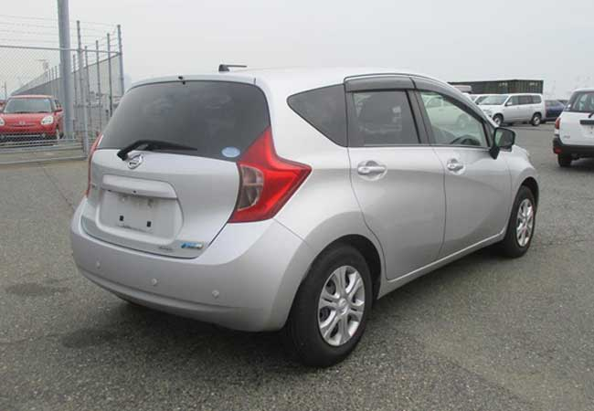 Nissan note 2015 image3