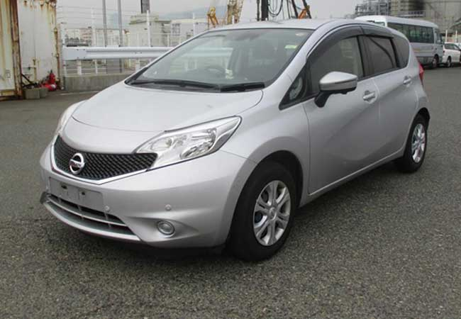 Nissan note 2015 image4