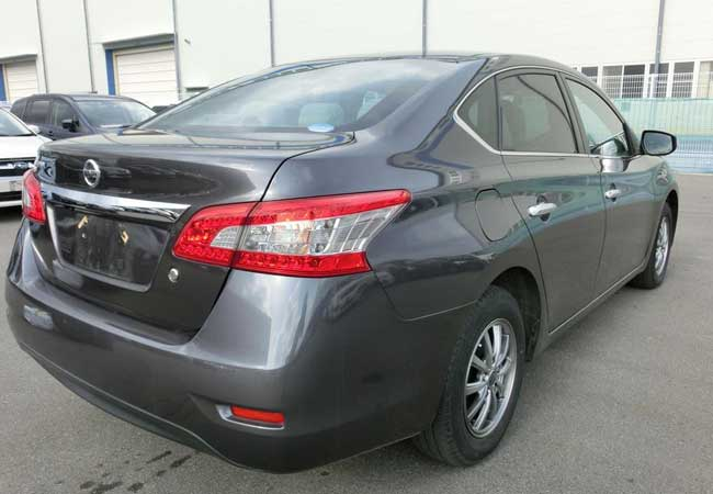 Nissan bluebird sylphy 2014 image2