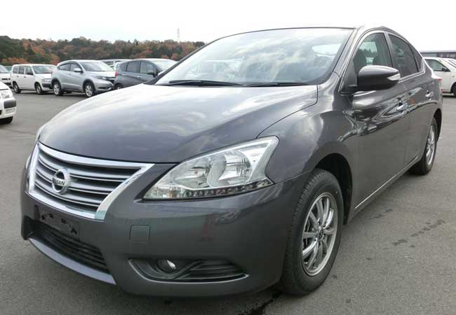 Nissan bluebird sylphy 2014 image4