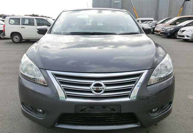Nissan bluebird sylphy 2014 image5
