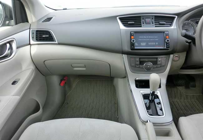 Nissan bluebird sylphy 2014 image12