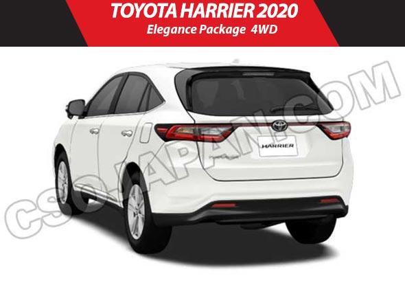 Toyota Harrier 61076 image15