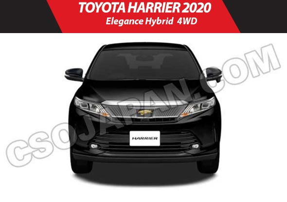 Toyota harrier 2019 image6