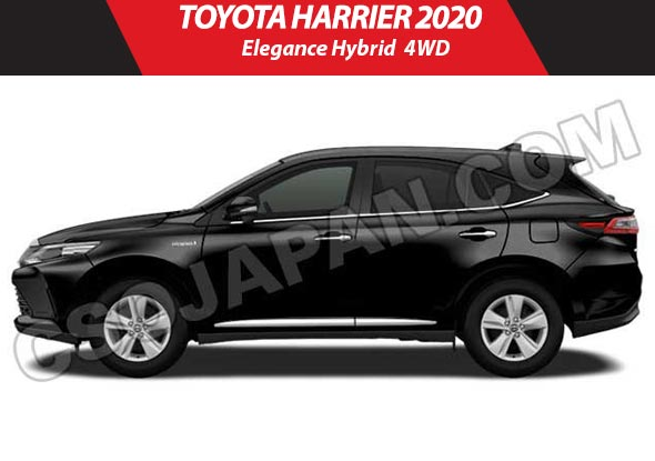 Toyota harrier 2019 image8
