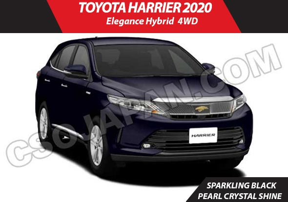 Toyota harrier 2019 image9