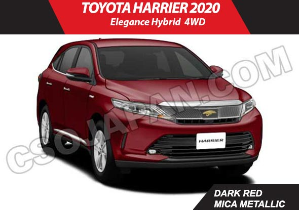 Toyota harrier 2019 image12