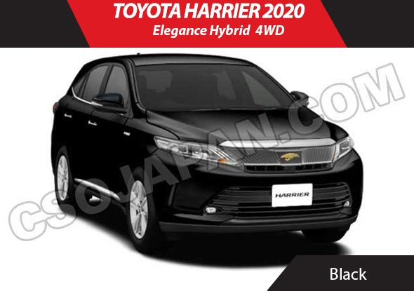 Toyota harrier 2019 image13