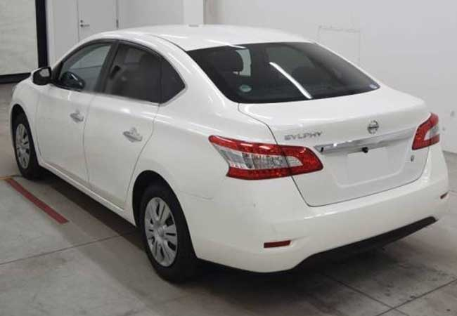 Nissan bluebird sylphy 2014 image3