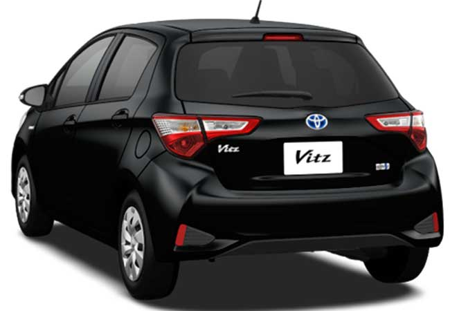 Toyota Vitz - Yaris 61106 image20
