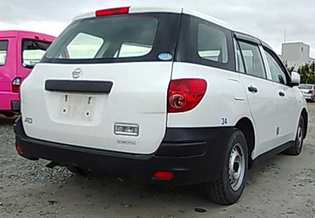 Nissan AD Van 61129 image16