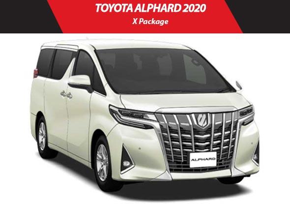 Toyota Alphard 61145 image11