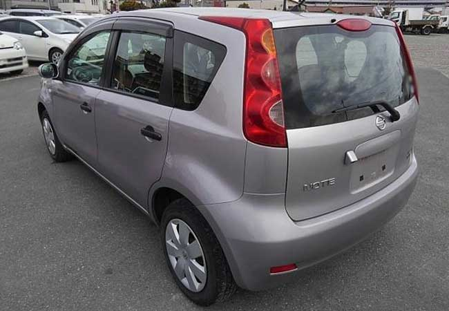 Nissan note 2010 image3