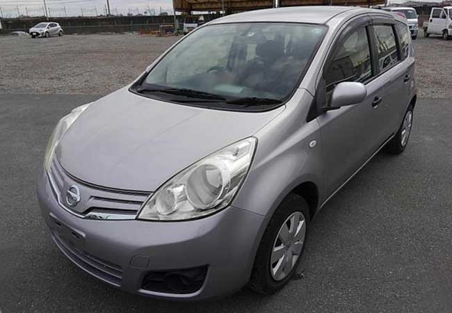 Nissan note 2010 image4