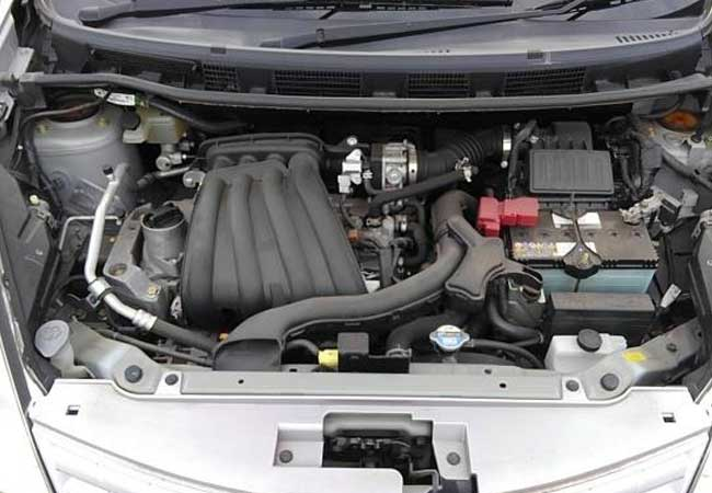 Nissan note 2010 image14