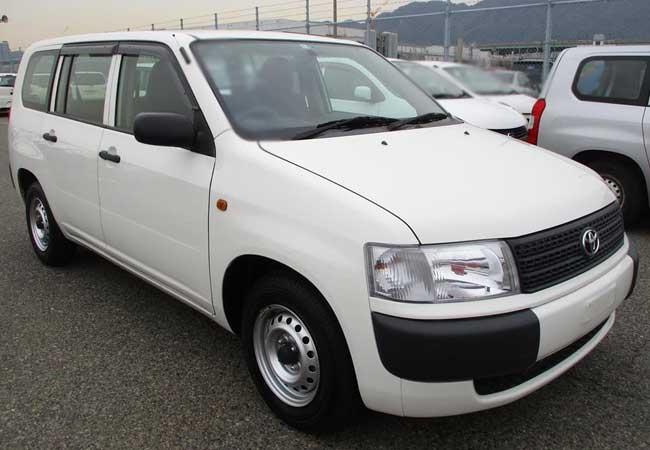 Toyota probox 2014 image1