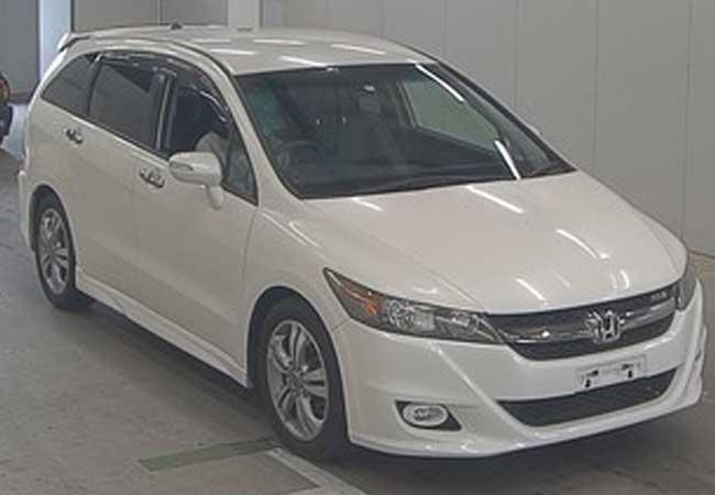 Honda stream 2010 image1