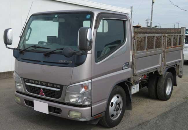Mitsubishi canter 2006 image3